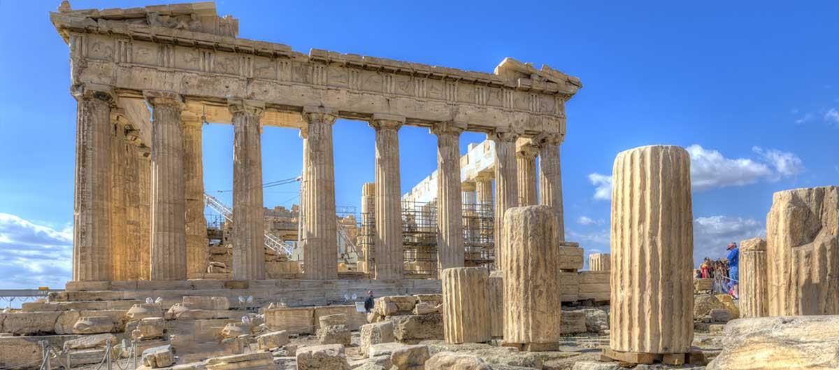 Découvrir la Grèce en club vacances