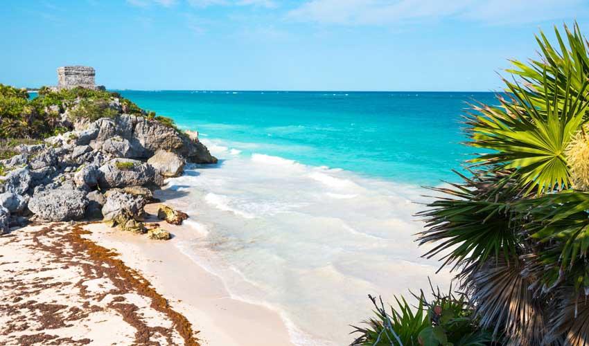 Thomas Cook : plage de sable fin