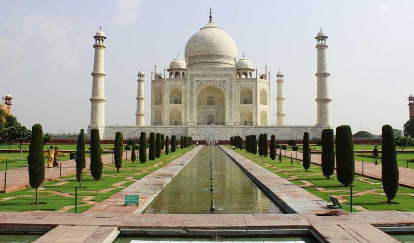 Séjour au Taj Mahal avec Thomas Cook