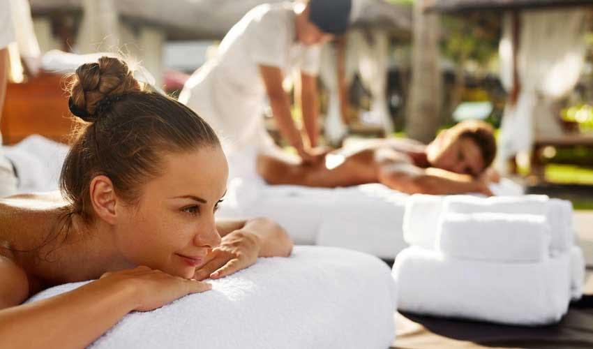 Vacances TUI décontracté, massage