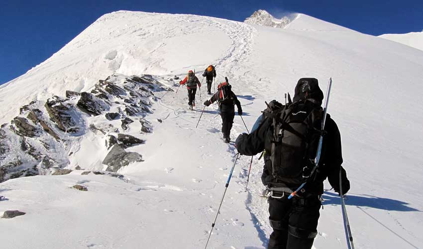 Club vacances à la montagne