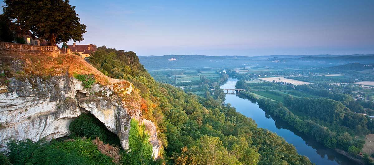 Domme en Dordogne, Plus beaux villages de France