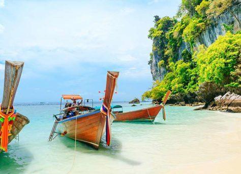 Phuket en famille
