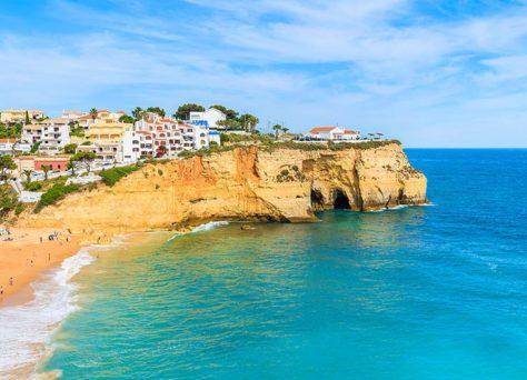 Cap sur l'Algarve et ses paysages sauvages