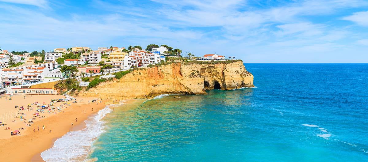 Village de l'Algarve