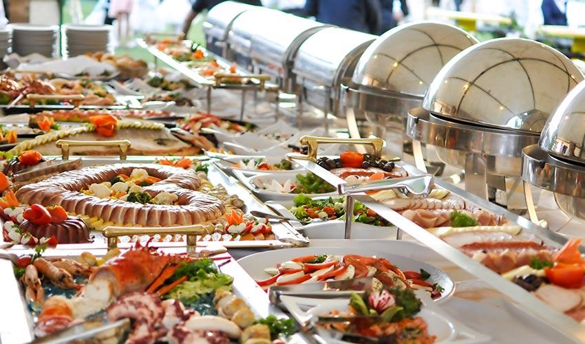 Buffet Restaurant Club Vacances