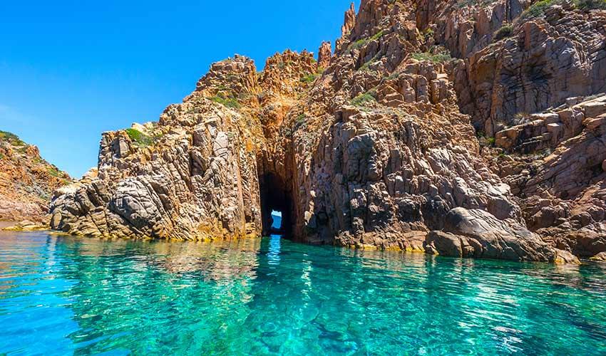 Calanques de Piana Corse du Sud