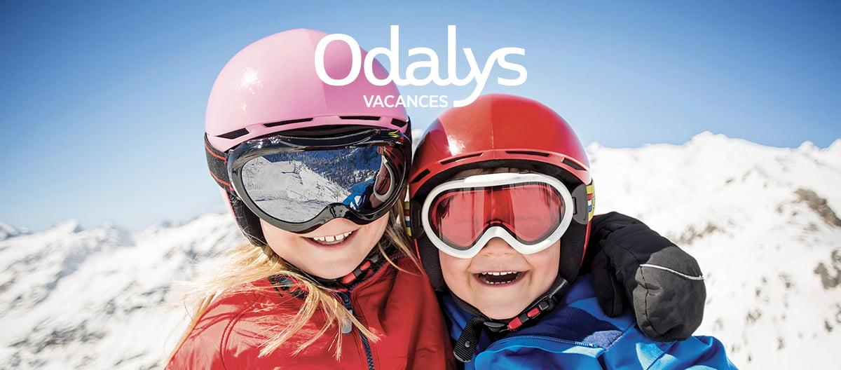Résidences club Odalys à la montagne