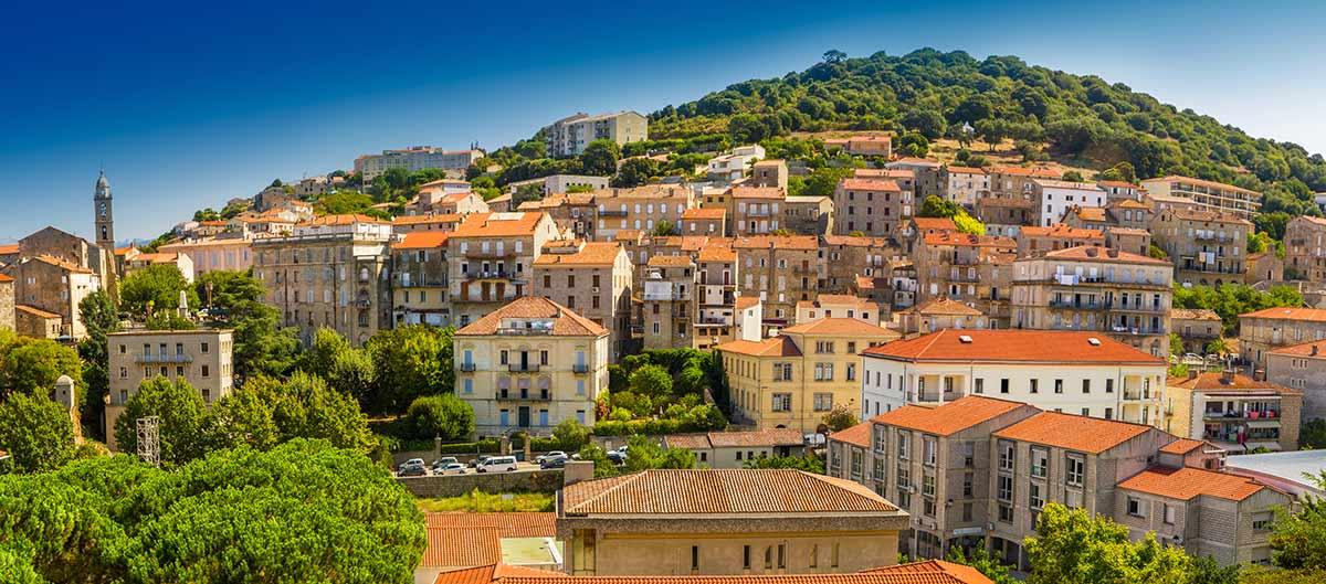 Sartène Corse du Sud