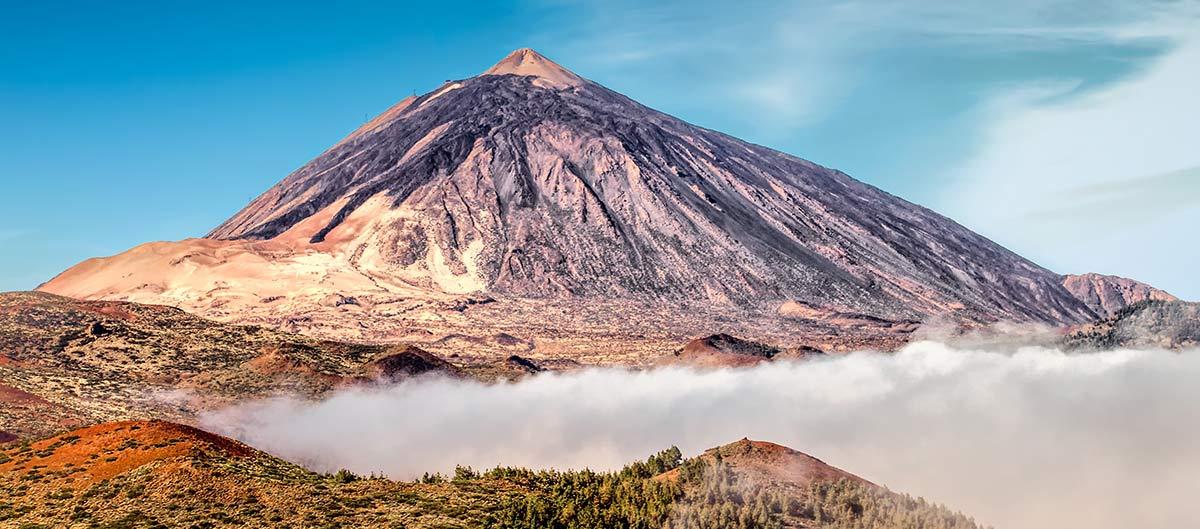 Volcan du Teide à Tenerife