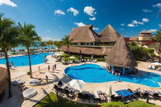 Lookéa Riviera Maya - Piscine