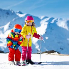 Séjour tout compris à la montagne en hiver pour les familles