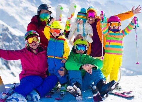 Bien préparer vos vacances au ski en famille