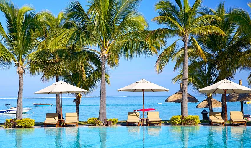 Club vacances à l'île Maurice