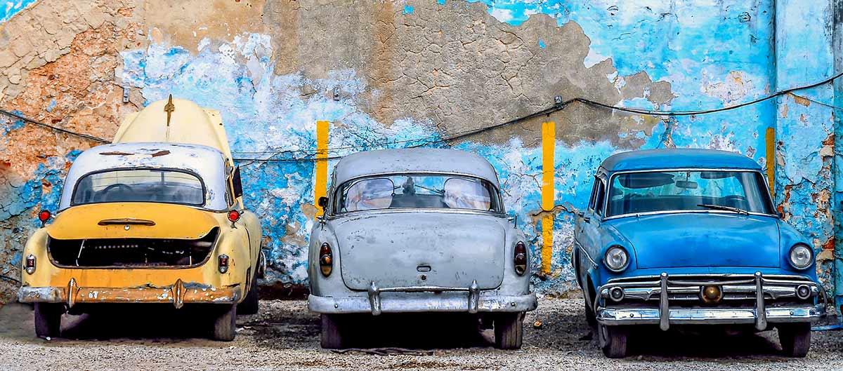 Voiture de Cuba