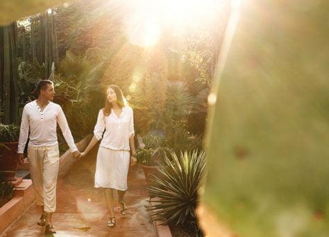Trois destinations romantiques pour la Saint-Valentin