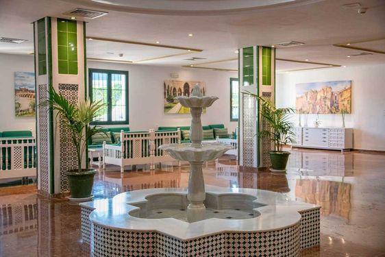 Marmara Pueblo Andaluz - Reception