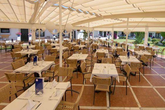 Marmara Pueblo Andaluz - Terrasse restaurant