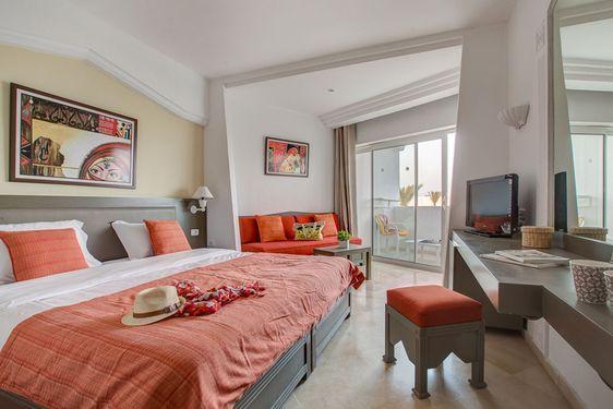 Marmara Palm Beach Hammamet - Chambre