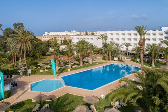 Marmara Palm Beach Hammamet