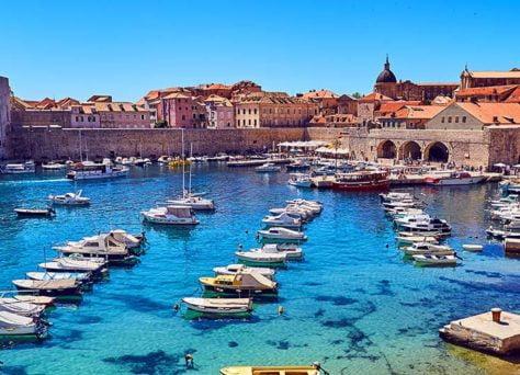 Découvrir les lieux du tournage de Game of Thrones en Croatie