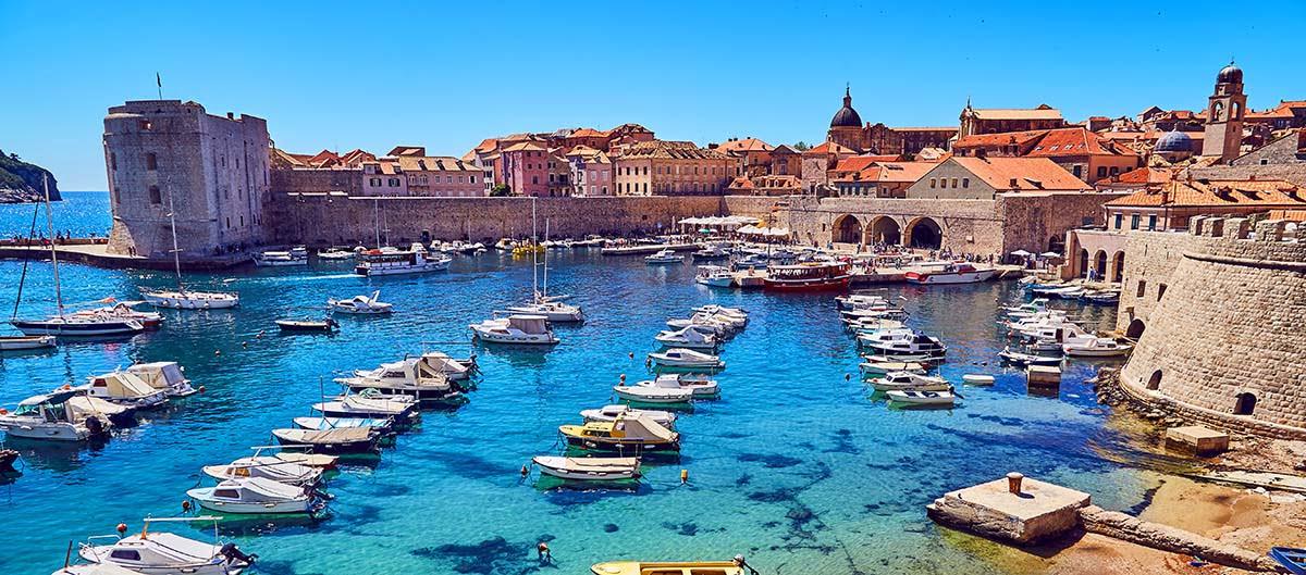 Dubrovnik est Port Réal dans Game of Thrones