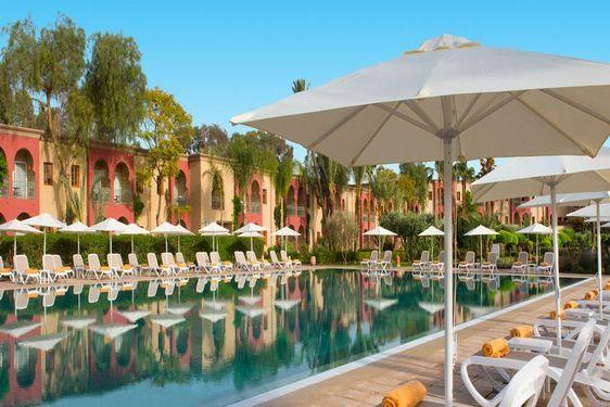 lKappa Club Iberostar Palmeraie Marrakech - Piscine