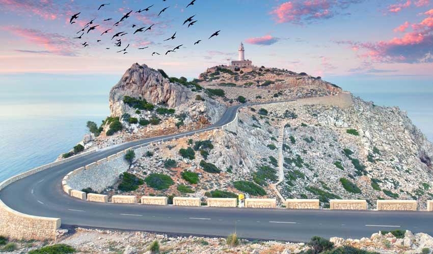 Route Sa Calobra - Majorque