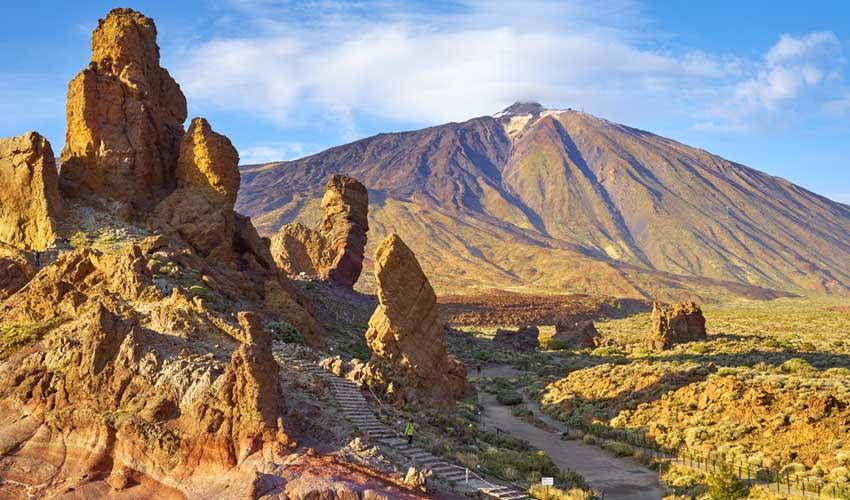 Club vacances Tenerife - volcan Teide