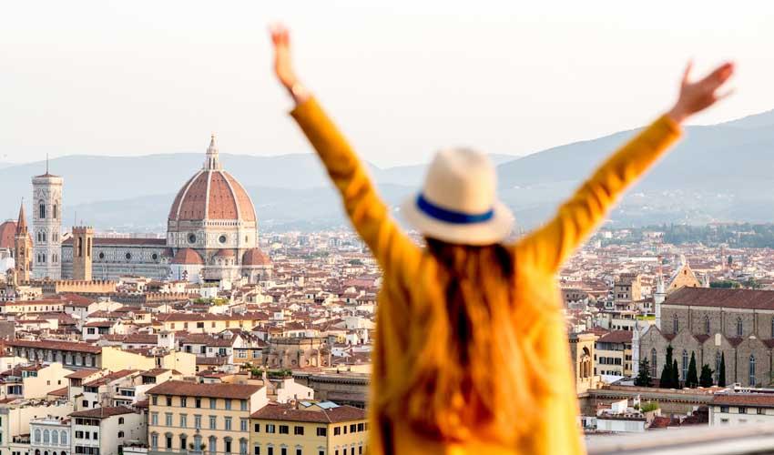 Visiter la Toscane en club vacances : du fun !