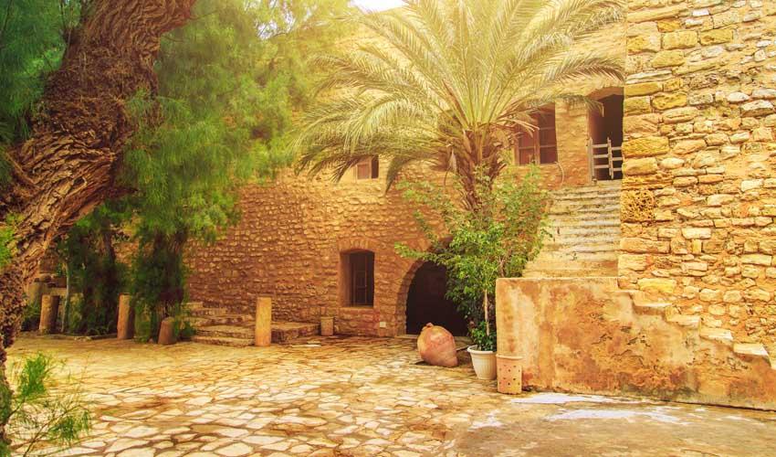 Kasbah, forteresse à Hammamet