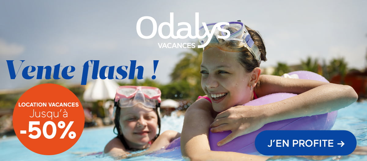 Vente flash Odalys