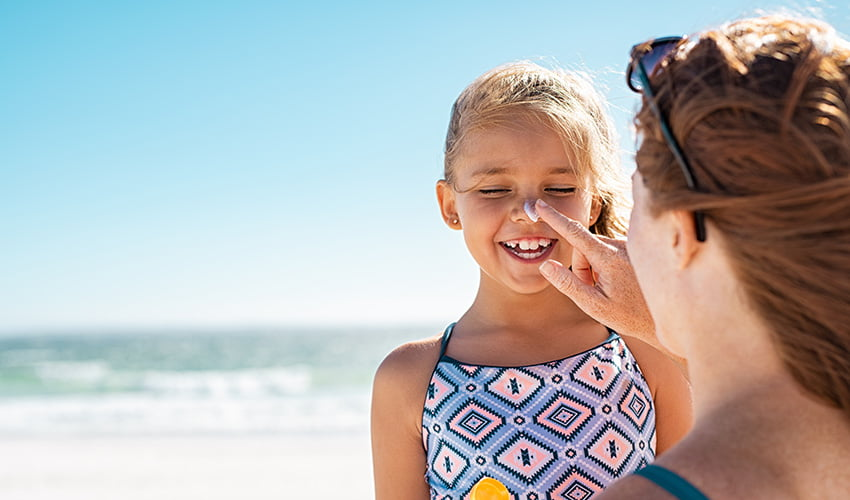 Crème solaire pour les enfants : un indispensable pour les vacances d'été