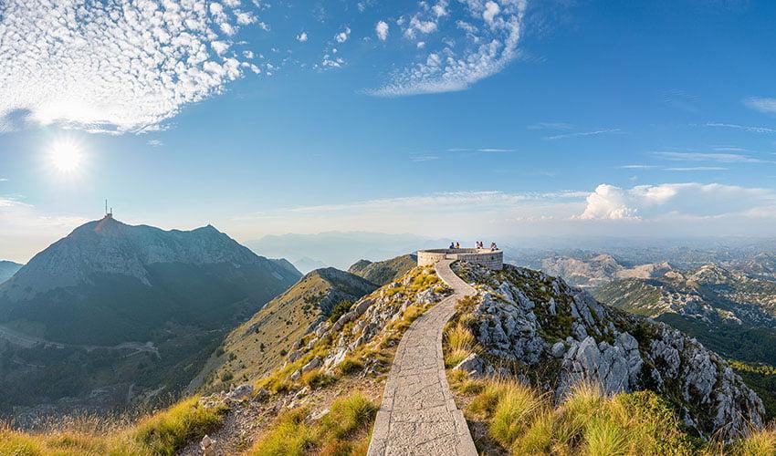 Le parc du Lovcen et ses vues éblouissantes