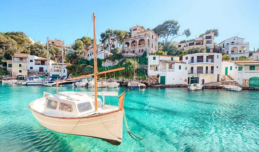 Vacances à Majorque en famille