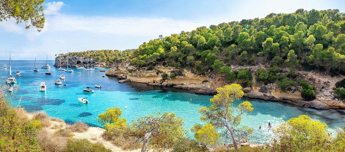 Plage de Majorque - Vacances en famille