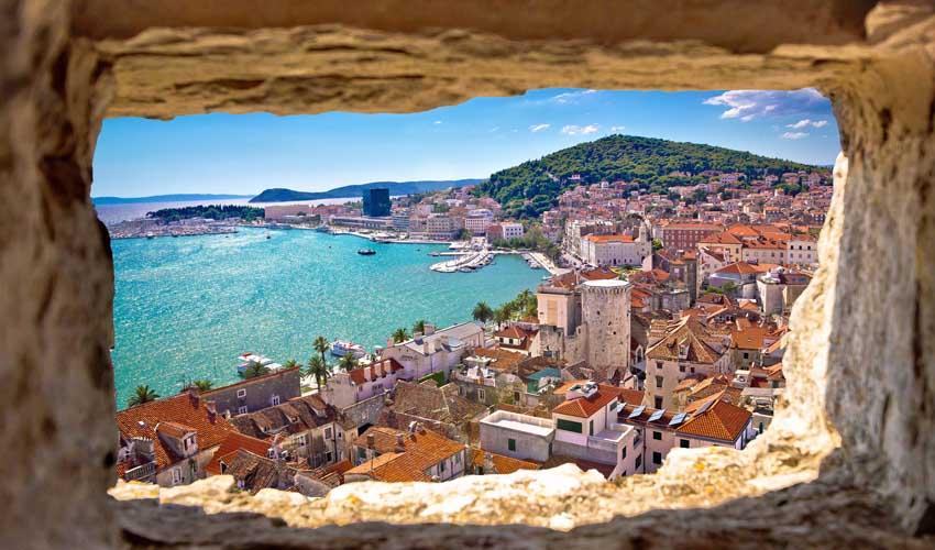 Vue de votre club vacances à Split