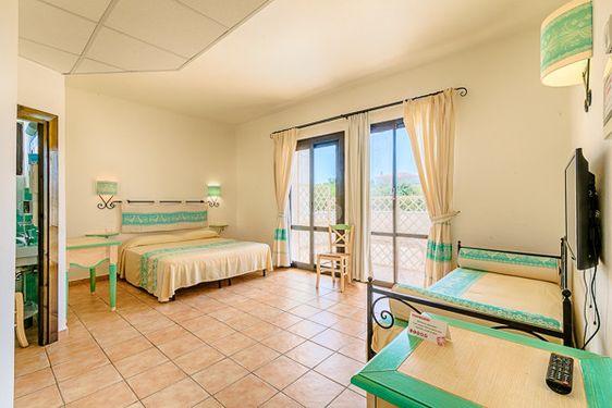 Framissima Bagaglino Resort - Chambre 2