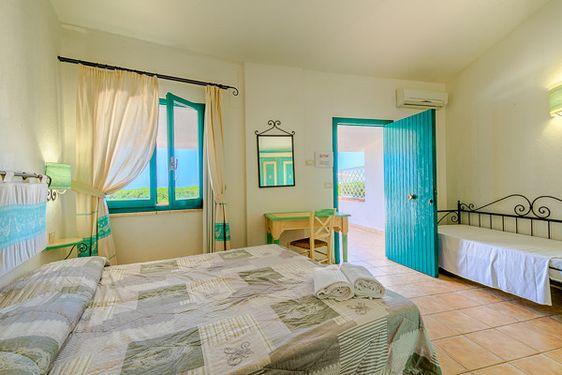 Framissima Bagaglino Resort - Chambre