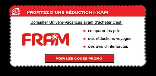 Code promo Fram
