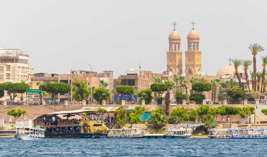 Croisière Fram sur le Nil en Egypte