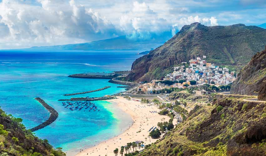 Tenerife en Espagne en promo chez Fram