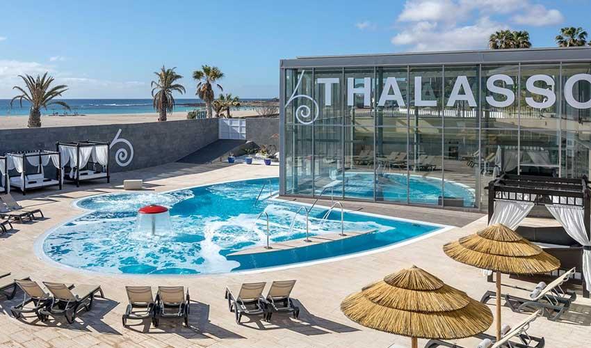 Hôtel Barcelo à Fuerteventura, SPA Fram