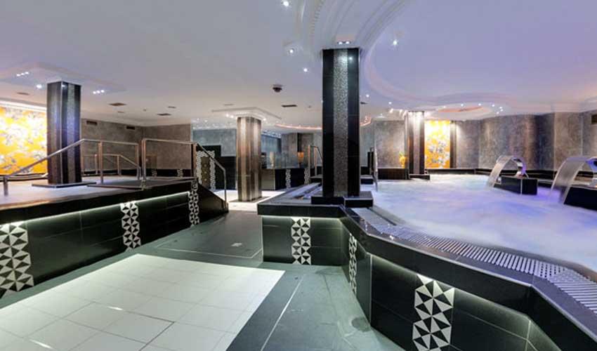 Spa de l'hôtel Princesa Park, par Fram
