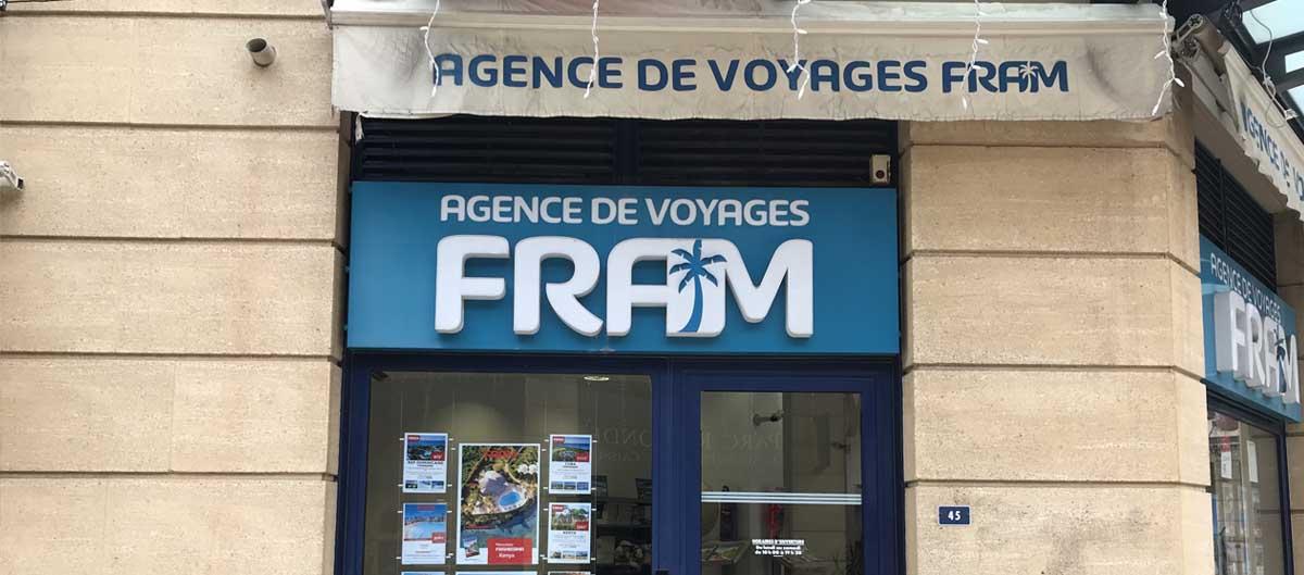 Agence Fram à Aix-en-Provence