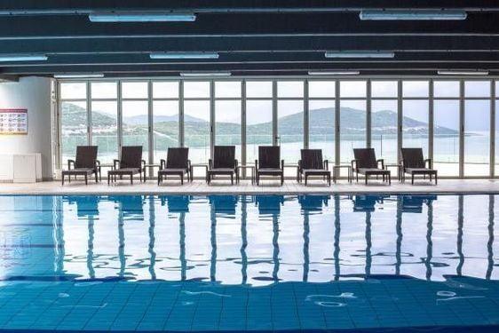 Framissima Grand Hotel Neum - Piscine intérieure