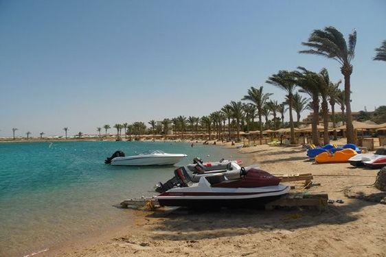 Framissima Continental Hurghada - Plage
