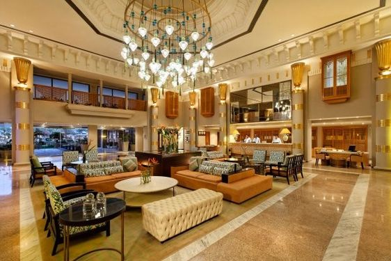 Framissima Continental Hurghada - Reception