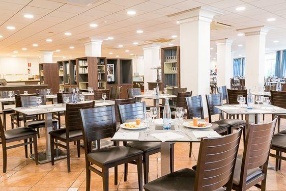 Framissima Palas Pineda - Restaurant