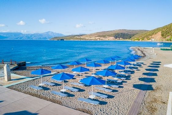 Framissima Delphi Beach - Plage